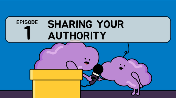 1-Sharing your authority